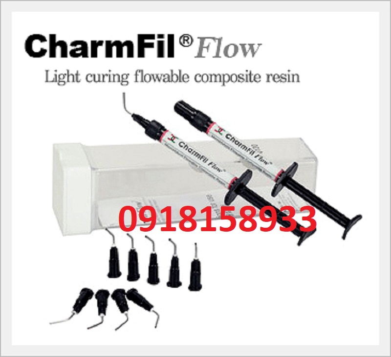composite long Charmfil 0918158933